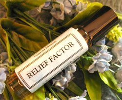 Relief Factor pain relieving essential oils for aches and pains of summer